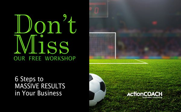 RSVP for free business event