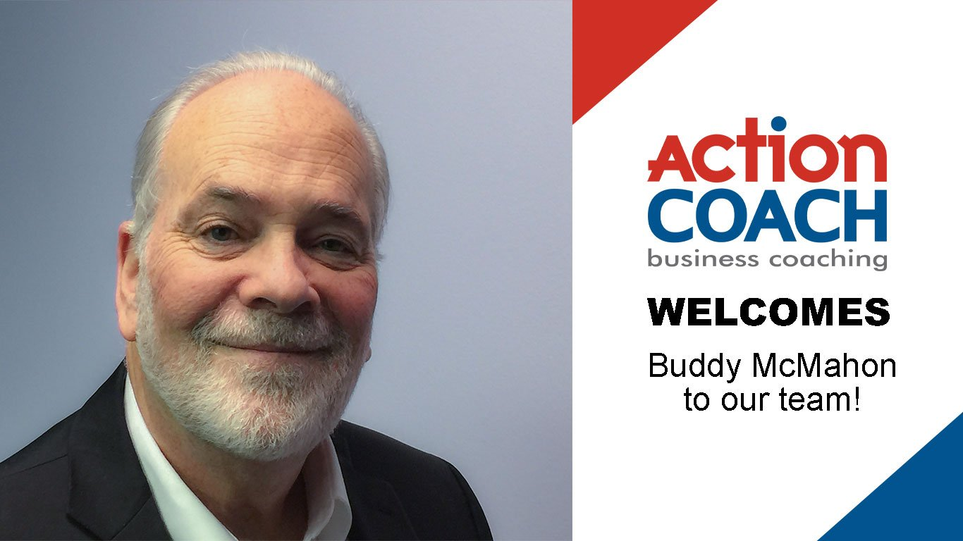 Buddy McMahon joins ActionCOACH