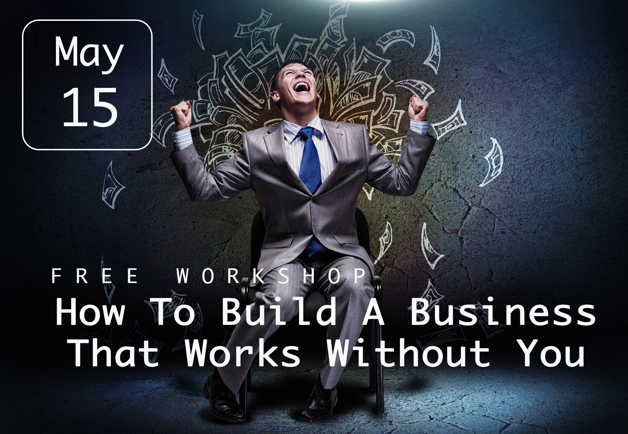 Free event in The Woodlands for business owners May 15